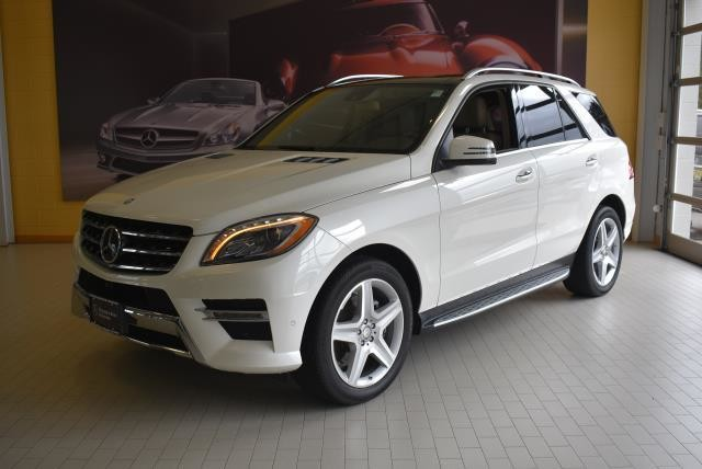 Amazing Certified Pre Owned 2014 Mercedes Benz M Class ML 350
