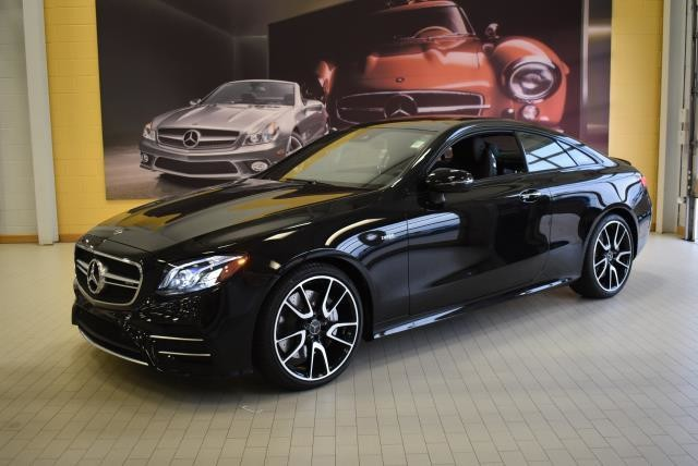 New 2019 Mercedes Benz E Class Amg E 53 Coupe Coupe In Newton