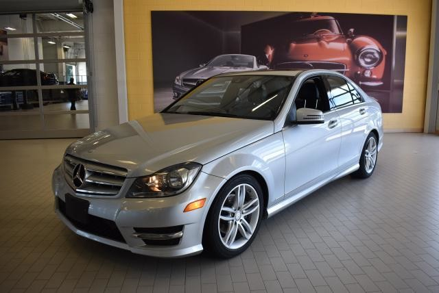 Pre Owned 2012 Mercedes Benz C Class C 300 Sport