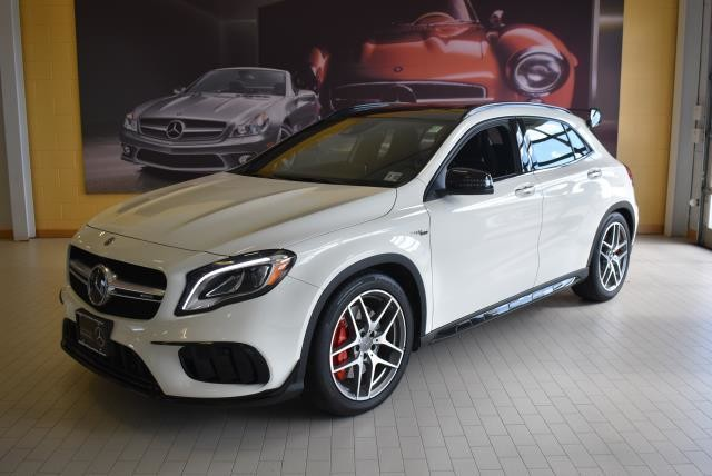 Pre-Owned 2018 Mercedes-Benz GLA AMG® GLA 45 SUV