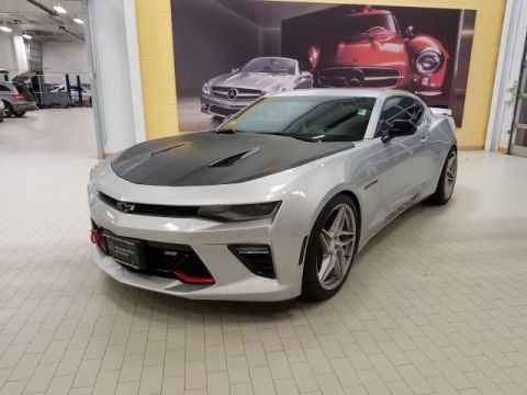 Pre-Owned 2018 Chevrolet Camaro 2SS Rear Wheel Drive 2dr Car
