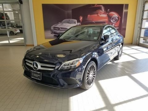 Pre-Owned 2019 Mercedes-Benz C-Class C 300 AWD 4MATIC®