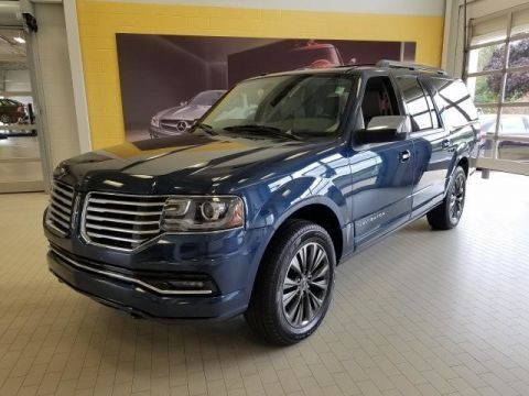 Pre-Owned 2016 Lincoln Navigator L Select With Navigation