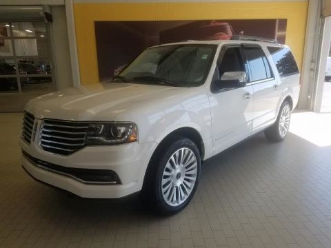 Pre-Owned 2017 Lincoln Navigator L Reserve
