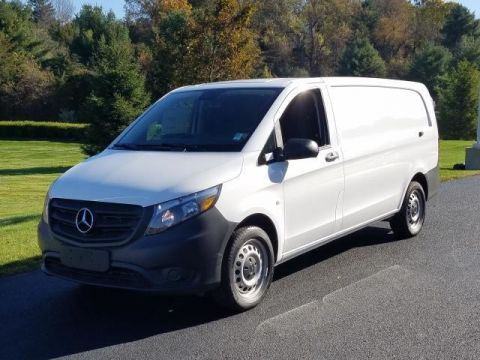 New 2020 Mercedes-Benz Metris Cargo Van Rear Wheel Drive CARGO VAN