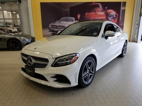 Pre-Owned 2019 Mercedes-Benz C-Class C 300 Sport AWD 4MATIC®